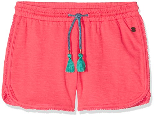 TOM TAILOR Kids Mädchen Shorts Knitted, Rot (Paradise Pink|Red 2024), 164