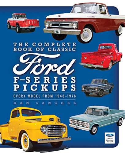 Complete Book of Classic Ford F-Series Pickups: Every Model from 1948-1979