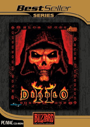 Diablo II [BestSeller Series] - Diablo Pc Game