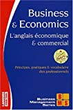 Image de Business And Economics : L'anglais économique et commercial