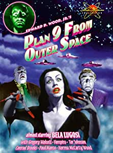 Plan 9 From Outer Space [DVD] [1956] [Region 1] [NTSC]