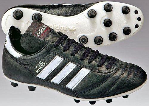 adidas Performance  Copa Mundial, Chaussures de football pour compétition homme Blanc Cassé (Ftwbla/negro)