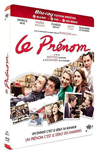 Le prénom : le film en DVD & Blu-ray + la pièce de théâtre en DVD [Blu-ray] [Édition Prestige]