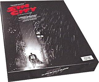 Sin City - Coffret Collector limitée 3 DVD [inclus 1 livre, le CD de la BO, 1 affiche cinéma] [Édition Limitée] (B000BOEZOC) | Amazon price tracker / tracking, Amazon price history charts, Amazon price watches, Amazon price drop alerts
