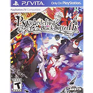 Psychedelica of the Black Butterfly PS VITA [ ]