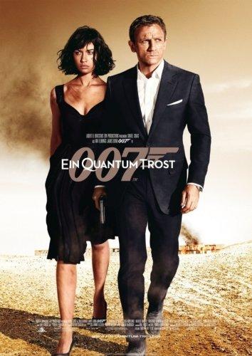 James Bond 007 - Ein Quantum Trost (James Bond Videos)