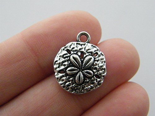 Charms Antique Silver Tone FF258 ()