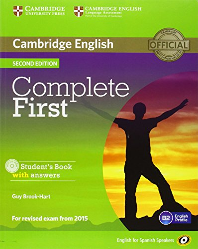 Complete First for Spanish Speakers Self-Study Pack