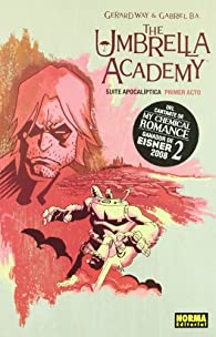 THE UMBRELLA ACADEMY 1 par Gerard Way