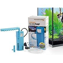 Aquaflow Technology® AIF-111M - Filtro sumergible del tanque de pescados del acuario interno