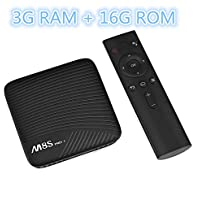 MECOOL M8S PRO L 4K TV Box Android 7.1 OS Smart TV Box 3GB 16GB Amlogic S912 A53 BT4.1 + HS With Voice Control