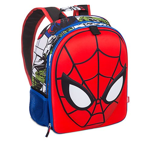 er-Man Moulded Backpack by Spider-Man (Fiona Oger Kostüm)