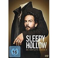 Sleepy Hollow - Die komplette Season 4