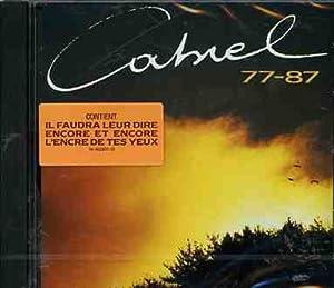 """Afficher """"Cabrel 77-87"""""""