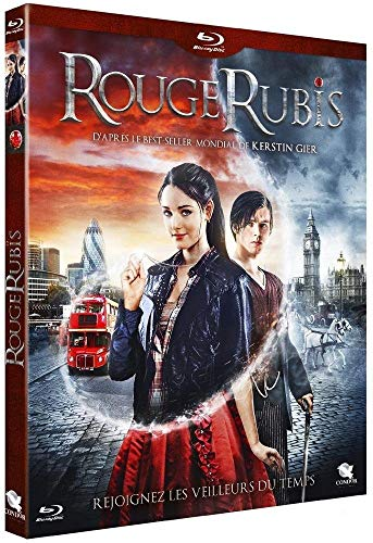Rouge rubis [Blu-ray] [FR Import]