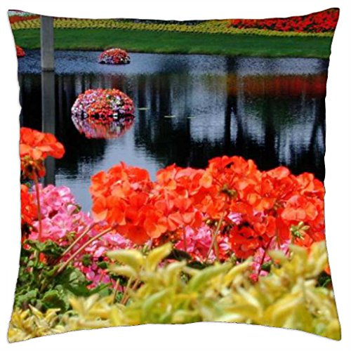 epcot-flowers-garden-throw-pillow-cover-case-18-x-18