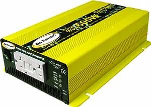 Go Power! GP-SW600-12 600-Watt Pure Sine Wave Inverter by Go Power!