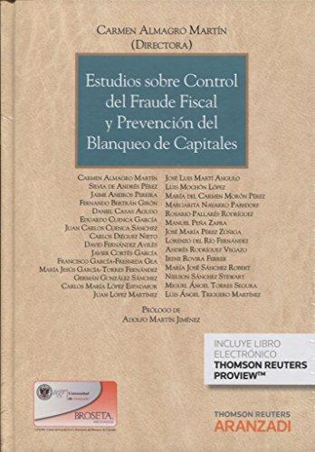 ESTUDIOS SOBRE CONTROL DEL FRAUDE FISCAL PREVENCION BLANQUE