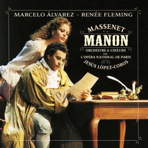 Massenet : Manon (intégrale)