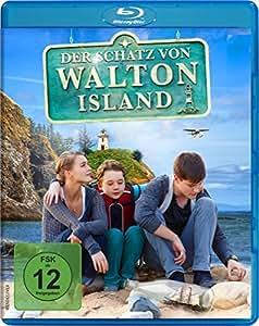 Der Schatz von Walton Island (Blu-ray)