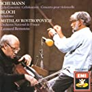 Schumann: Cello Concerto - Bloch: Schelomo