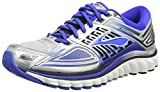 Brooks Glycerin 13 - Zapatillas De Running para hombre, black/high risk red/silver, talla 44