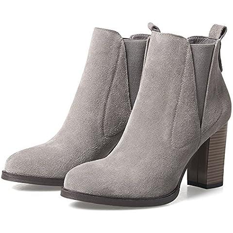 wild grezzo con short boots/ a punta high heels stivali di nudo/Stivali elastica del piede/ gli stivali da