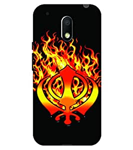 Voodoo Printed Back Cover For Motorola Moto G4 Play (Moto G Play 4th Gen)