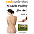 Models Posing for Art: Book 2 (English Edition)