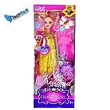 #2: Techhark Charm Barbie Doll (Multicolor)