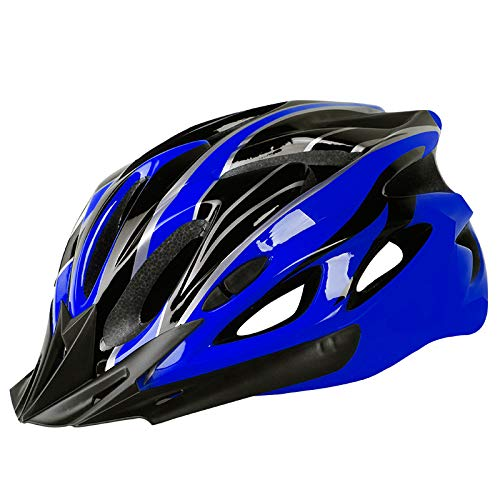 elegantstunning - Casco para Bicicleta de EPS + Funda para PC