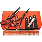 "Tijeras de peluquería–Barber salón de corte de cabello–5.5""–para entresacar y désépaissir"
