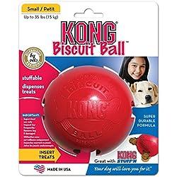 Kong 0035585111377 - Biscuit pelota small