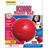 Kong Kong-Ball 15490, 6,5 cm rot
