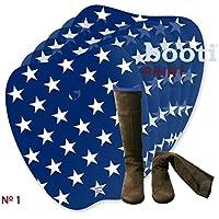 booti - Embauchoirs pour bottes PRINT No 1 pour 3 paires de bottes