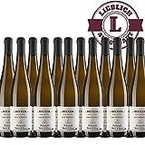 Weißwein Weingut Marco Becker Rheinhessen Scheurebe 2015 lieblich (12 x 0,75 l)