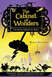 The Cabinet of Wonders (Kronos Chronicles Trilogy