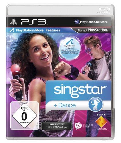 SingStar Dance (Move kompatibel) - [PlayStation 3] (Move Spiele Ps3 Kinder)