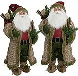 Christmas Paradise Weihnachtsmann Tetje in 2 Größen 80 cm