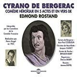 Edmond rostand : Cyrano de Bergerac, comédie française, 1955 (Comédie héroïque en 5 actes et en vers)