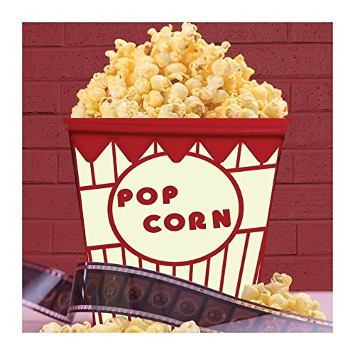 thumbsUp! - Popcorn maker pour Micro-onde Silicone Rouge - 0001388