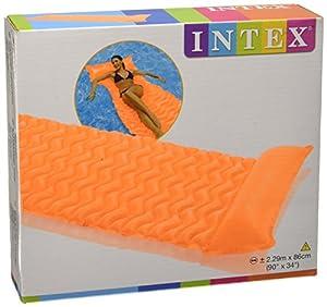 Intex 12-58807EU - Colchoneta hinchable (surtido: colores aleatorios)