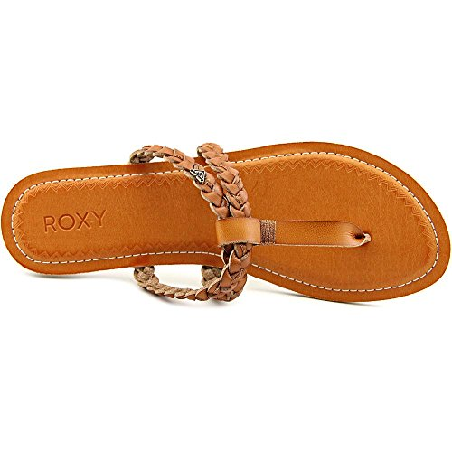 Roxy Giza Synthétique Tongs Tan