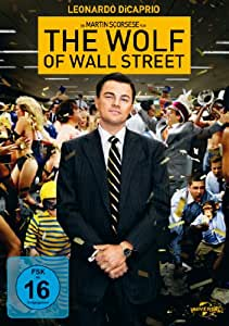 The Wolf of Wall Street [Import anglais]
