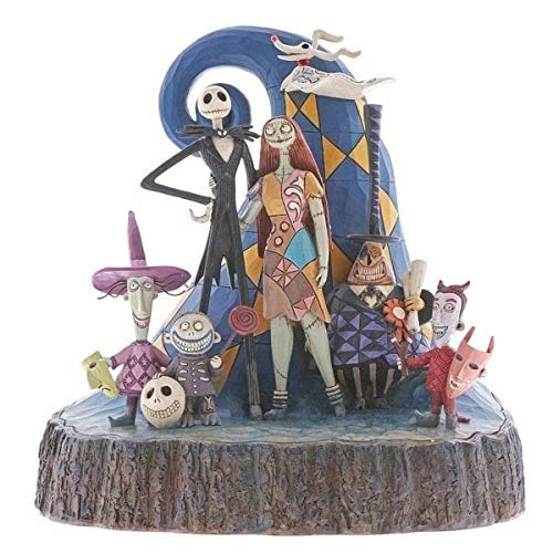 What a Wonderful Nightmare (Nightmare Before Christmas) Figurine