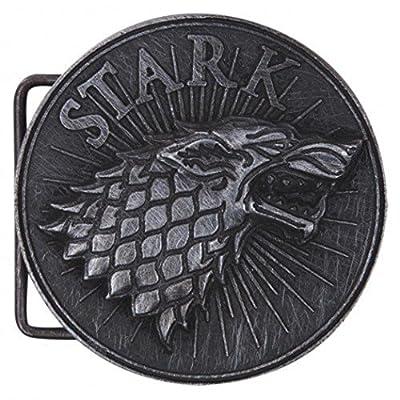 Game Of Thrones Stark Belt Buckle