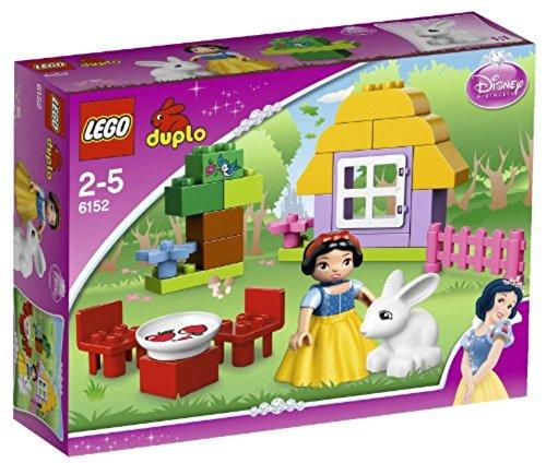 LEGO Duplo Princess 6152 - Schneewittchens Hütte