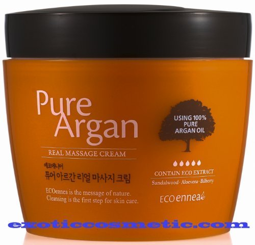 Pure Argan Real Facial Premium Massage Cream by