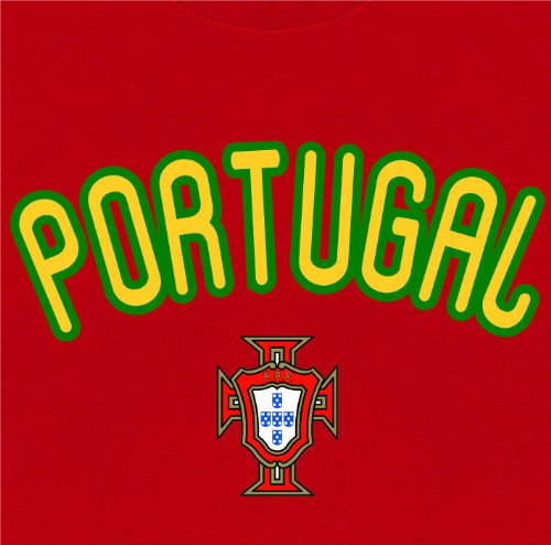 World of Football Player Shirt Portugal Ronaldo - XL