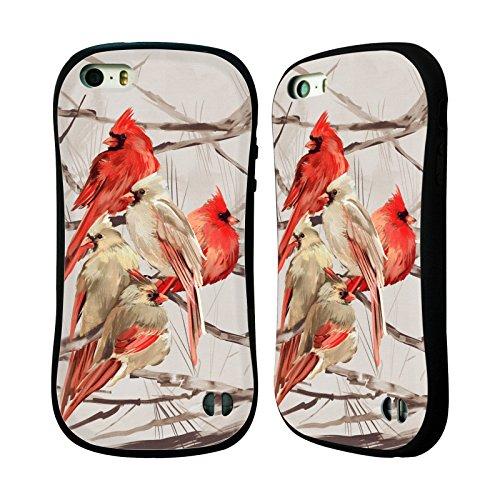 Ufficiale Giulio Rossi Uccello 2 Collezione Animali Case Ibrida per Apple iPhone 7 / iPhone 8 Uccello 2